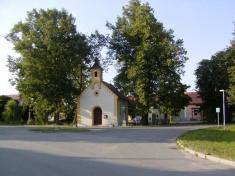 Kaple - úvodní strana